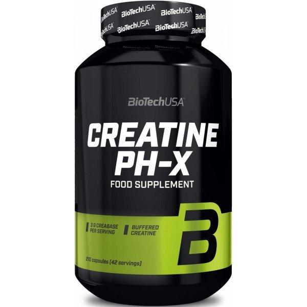 Biotech Creatine PH-X 90 капсулиBT337