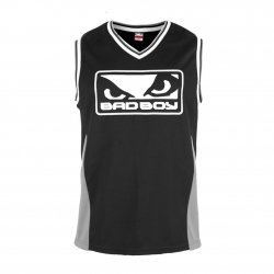 Потник Icon Jersey Bad Boy, Бял