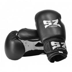 Черни боксови ръкавици SZ Fighters