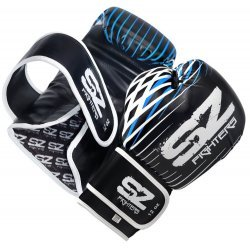 Боксови Ръкавици Plasma SZ Fighters Blue