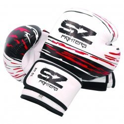 Боксови Ръкавици Madness WBR SZ Fighters, естествена кожа