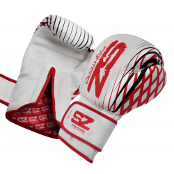 Боксови Ръкавици Plasma SZ Fighters Red