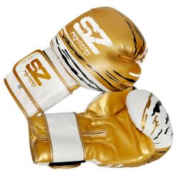 Боксови Ръкавици Madness GWB SZ Fighters, естествена кожа