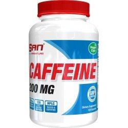 SAN Caffeine Anhydrous 120 капсули