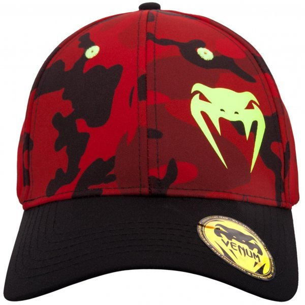 Venum Atmo Cap - Red CamoVEN2095