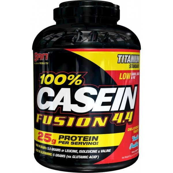 SAN 100% Casein Fusion 2000 гр SAN 100% Casein Fusion 2000 гр