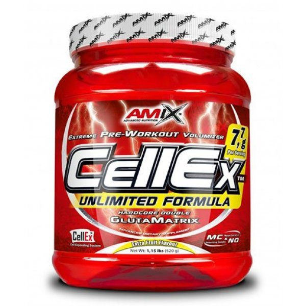 AMIX CellEx Unlimited Powder 520 грAM156