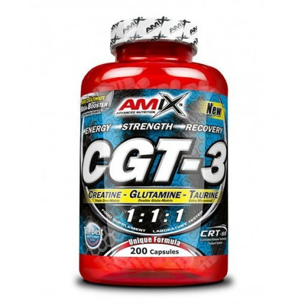 AMIX CGT-3 200 капсули AM163