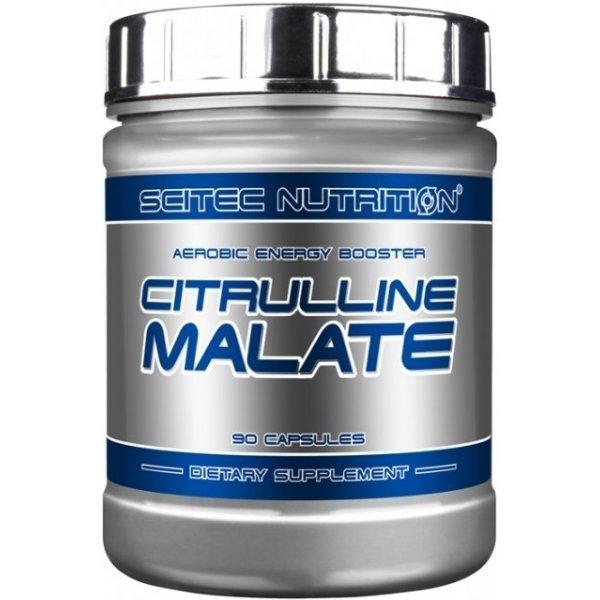 Scitec Citrulline Malate 90 капсулиScitec Citrulline Malate 90 капсули