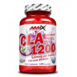 AMIX CLA 1200 + Green Tea 120 капсули