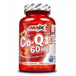 AMIX Coenzyme Q10 60 мг 100 дражета