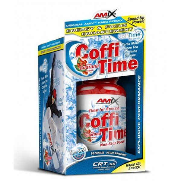 AMIX Coffi Time 90 капсули АМ169