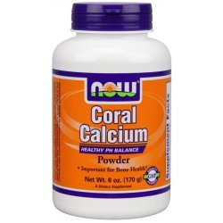 NOW Coral Calcium 170 гр