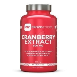 Prozis Foods Cranberry Extract 600 мг 60 капсули