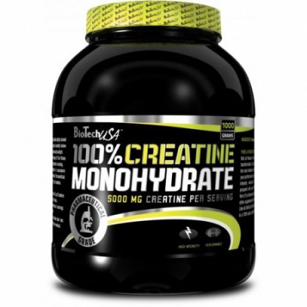 Biotech 100% Creatine Monohydrate 1000 гр.BT277