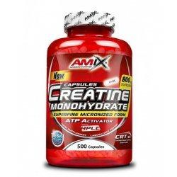 AMIX Creatine Monohydrate 800 мг 500 капсули