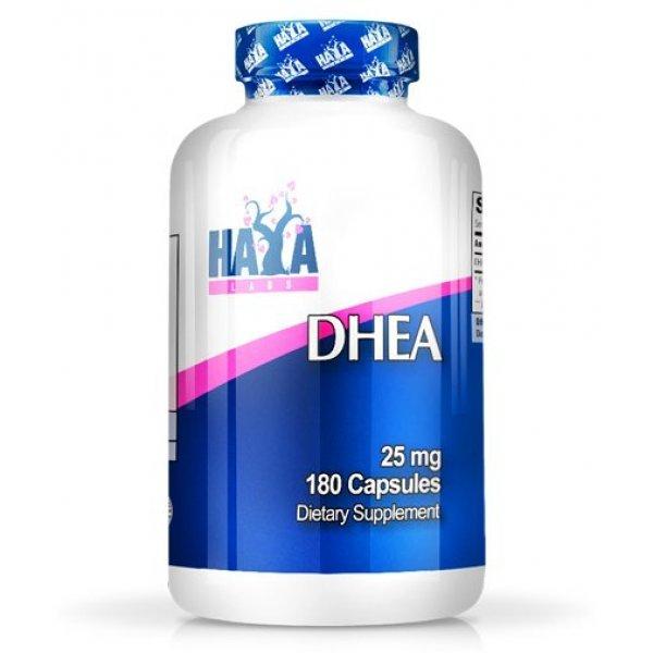 Haya DHEA 25 мг 180 капсулиHaya DHEA 25 мг 180 капсули