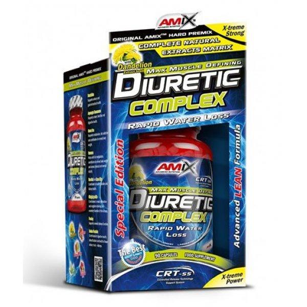 AMIX Diuretic Complex 90 капсули AM180