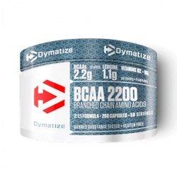 Dymatize BCAA Complex 2200 200 капсули