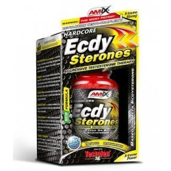 AMIX Ecdy - Sterones 90 капсули