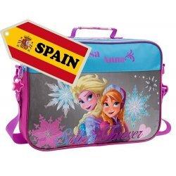 Чанта за през рамо Disney Anna & Elsa