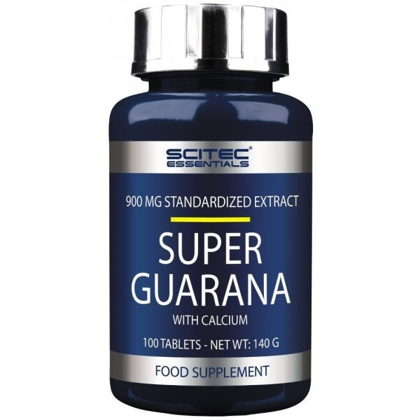 Scitec Guarana 100 таблеткиScitec Guarana 100 таблетки