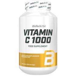 BIOTECH USA Vitamin C 1000 мг 250 таблетки