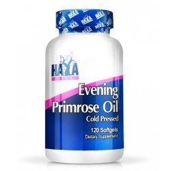 Haya Evening Primrose Oil 500 мг 120 дражета