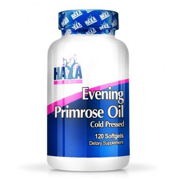 Haya Evening Primrose Oil 500 мг 120 дражетаHaya Вечерна Иглика 500 мг 120 дражета