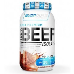 EVERBUILD Ultra Premium 100% Beef Isolate 908 гр