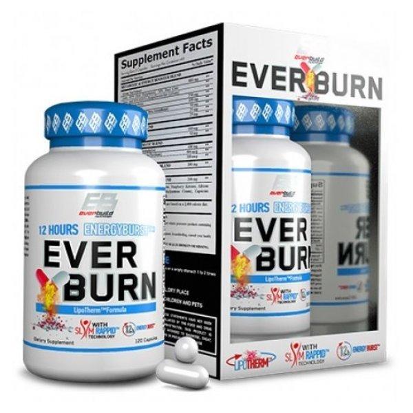 EVERBUILD Ever Burn 120 капсулиEB631