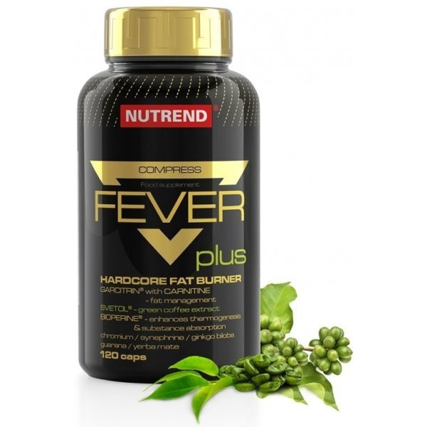 Nutrend COMPRESS FEVER 120 капсулиNutrend COMPRESS FEVER 120 капсули