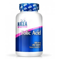Haya Folic Acid 250 таблетки