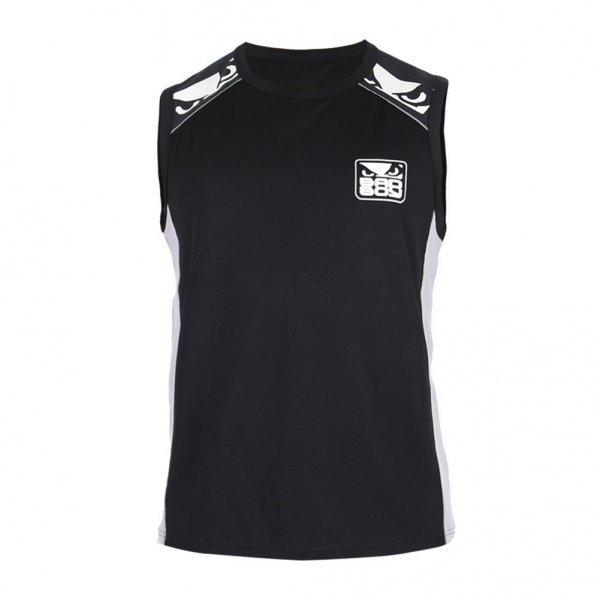 Тениска без ръкави Force Bad Boy, Черен/СивBB176