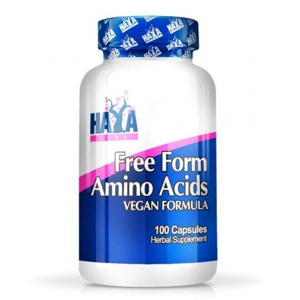 Haya Free Form Amino Complex 100 капсулиHaya Free Form Amino Complex 100 капсули