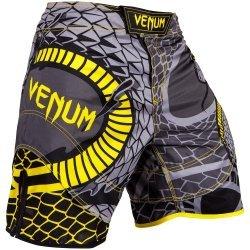 Бойни шорти Snaker Venum, Черен/Жълт