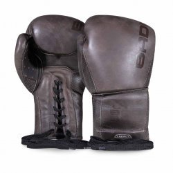 Боксови ръкавици Естествена кожа LEGACY Bad Boy