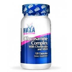 Haya Glucosamine Chondroitin & MSM Complex 120 капсули
