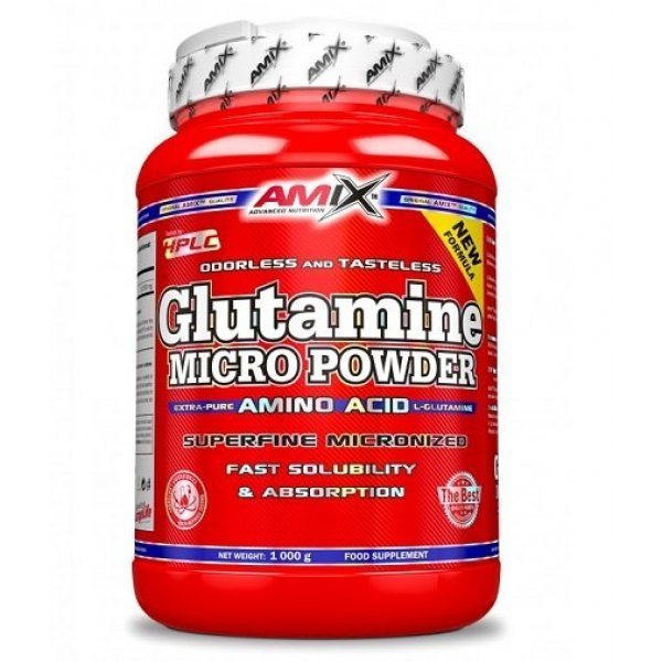 AMIX L-Glutamine Powder 1000 грAM212