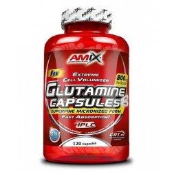 AMIX L-Glutamine 800 мг 120 капсули