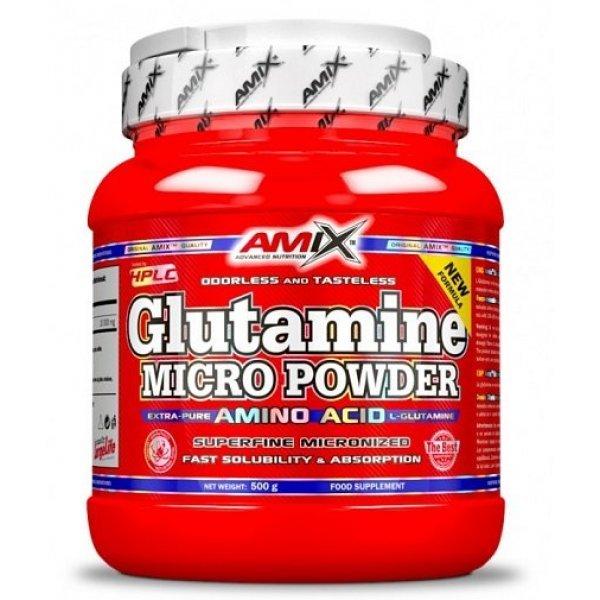 AMIX L-Glutamine Powder 500 грAM211