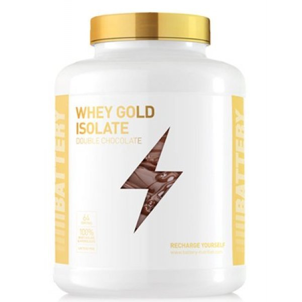 Battery Whey Gold Isolate 1600 грBTN37