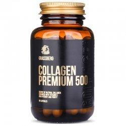 Grassberg Collagen Premium 500 60 капсули