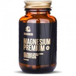 Grassberg Magnesium Premium B6 60 капсули