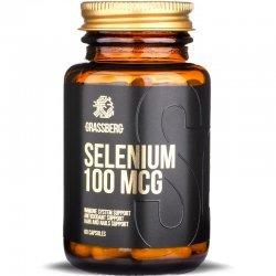 Grassberg Selenium 100 мкг 60 капсули