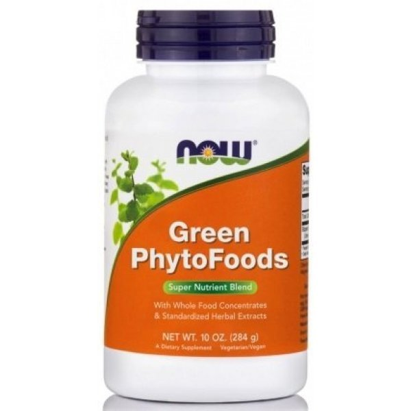 NOW Green Phyto Foods 284 грNOW Green Phyto Foods 284 гр