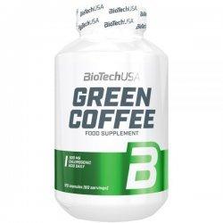 BIOTECH USA Green Coffee 120 капсули