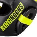Протектор за глава Charger Ringhorns, Черен/ЖълтRH11505