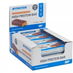 MyProtein High Protein Bar 12 x 80 гр