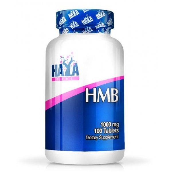 Haya HMB 1000 мг 100 таблетки Haya HMB 1000 мг 100 таблетки